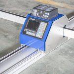1300x2500mm cortador de metal a plasma cnc com baixo custo usado máquinas de corte a plasma cnc