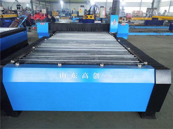 1325 cnc máquina de corte plasma para corte de aço inoxidável