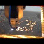 1325 de aço inoxidável portátil máquina de corte a plasma cnc