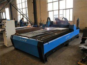 1530 watertable baixo custo máquina de corte a plasma cnc