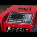 1800mm trilho pesado portátil cnc plasma chama máquina de corte a gás