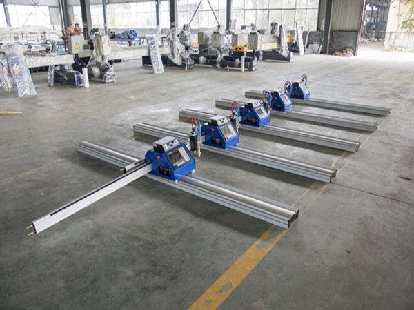 Máquina de corte portátil do plasma do CNC 180W para cortar o metal grosso 6 - 150mm