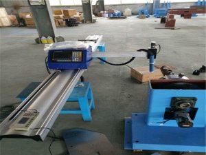 2018 venda quente portátil cnc máquina de corte de tubos de aço plasma