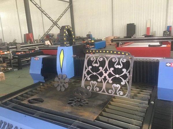 Máquina de corte barata do plasma do CNC do baixo custo aprovado do CE