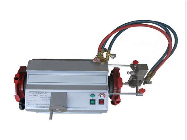 Máquina de corte de tubos de aço inoxidável de plasma CNC