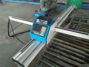 Corte 3-3 pequeno jato de água máquina de corte plasma e chama / portátil cnc máquina de corte plasma