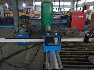 Preço barato máquina de corte a gás cnc portátil para chapa de metal