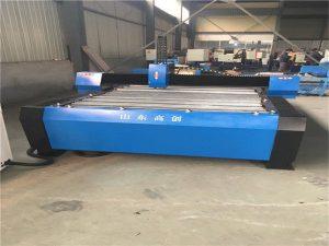 China 1325 cortador de plasma Metal CNC máquina de corte por plasma