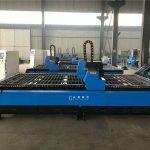 máquina de corte plasma chinesa chama metal cnc