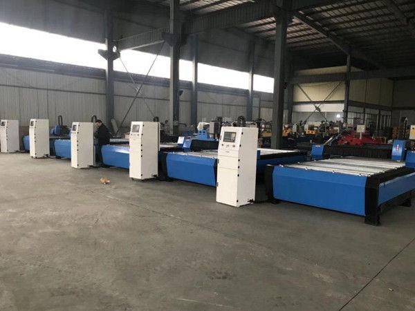 Preço com desconto 1530 CNC Máquina de cortador de mesa de plasma