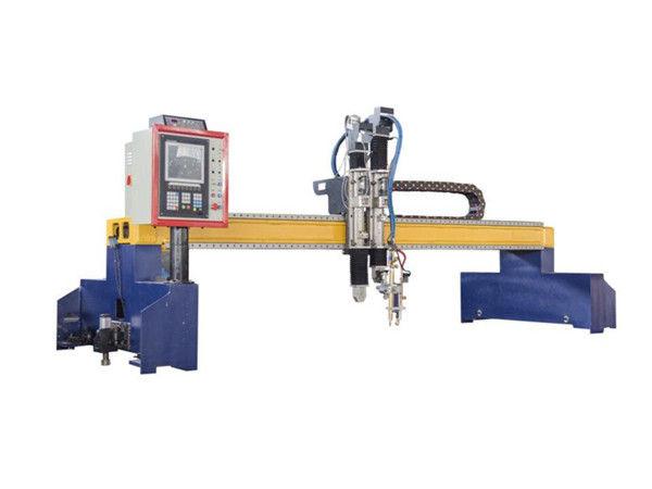 Máquina de corte a plasma e chama CNC tipo pórtico para construção de estaleiro naval de Shanghai Laike - Tayor Cutting Machinery