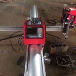 barato de alta qualidade pequeno metal portátil máquina de corte a plasma cnc