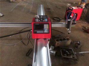 Máquina de corte a plasma CNC portátil de alta qualidade / cortador de plasma CNC para chapa de aço inoxidável e metal