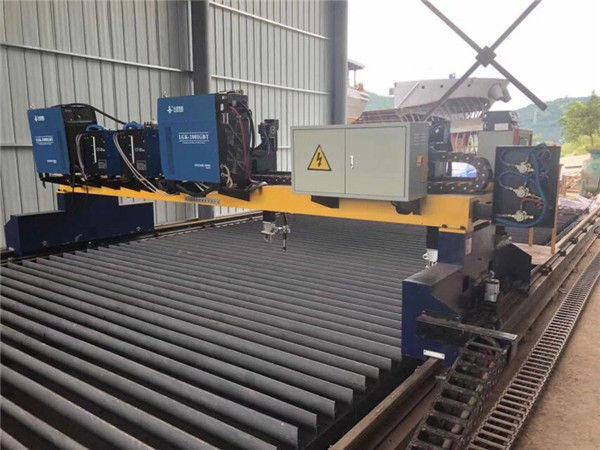 Venda quente placa de metal CNC chama máquina de corte de gás