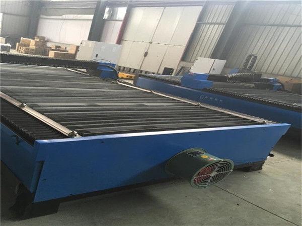 Venda quente de corte de chapa de aço inoxidável aço carbono 100 A cnc cortador de plasma 120 máquina de corte plasma