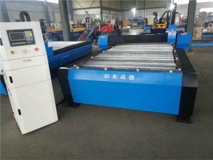 Máquina de corte pequena do plasma do CNC da profissão 1325 de Jinan CE