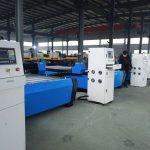 máquina de corte de chapa metálica / cortador de plasma cnc preço barato 1325