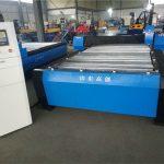 corte de aço inoxidável cnc máquina de corte de metal plasma