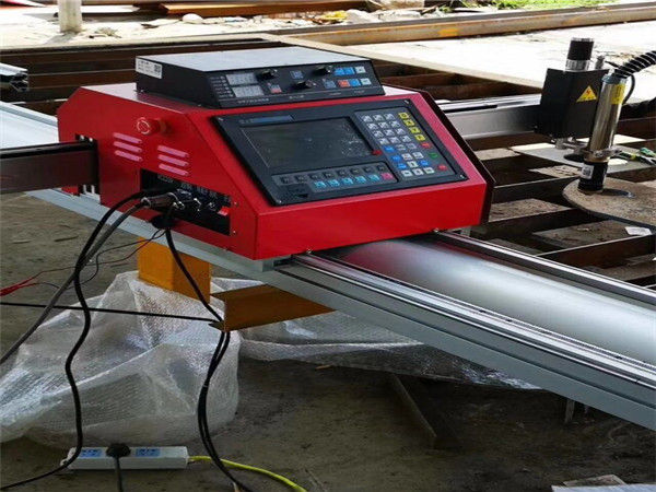 NHC-1525 CNC máquina de corte numérico portátilmáquina de corte a plasma metálico