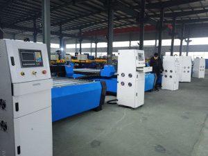 novo design de mesa / perfil de bancada plasma / fabricantes de máquinas de corte por chama