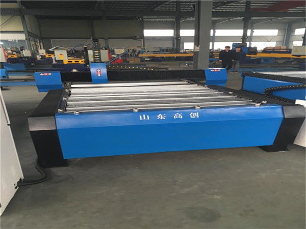 Nova máquina de corte CNC projetada para chapas de metal Máquina de corte a plasma CNC