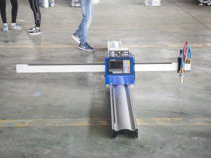 nova tecnologia micro start cnc cortador de metal / máquina de corte a plasma cnc portátil