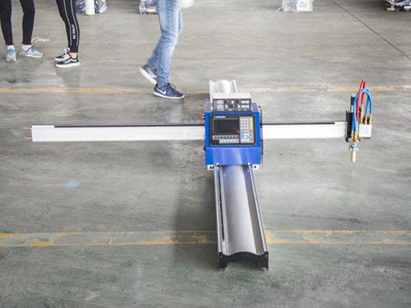 Nova tecnologia tipo portátil preço da máquina de corte a plasma cnc pequenas empresas máquinas de fabricação