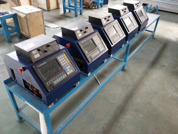 Máquina de corte portátil do plasma do CNC, máquina de corte eficaz da chama