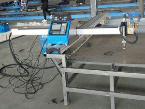 Preço econômico da máquina de corte a plasma portátil cnc Máquina de corte de metal