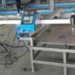 cortador pequeno cnc portátil plasma / máquina de corte a gás