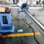 perfil de tubo cnc e máquina de corte de chapa 3 eixos