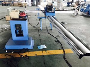 perfil de tubo cnc e máquina de corte de chapa 3 eixos
