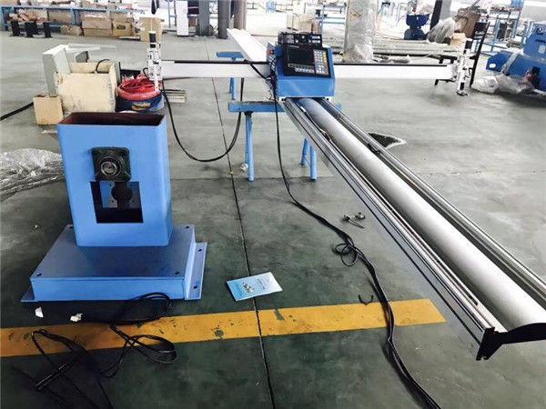 XG-300J perfilamento de tubos CNC e máquina de corte de chapa 3 eixos