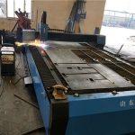 Barato cnc chapa de aço chapa de ferro plasma plazma preço da máquina de corte