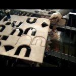 China alta precisão 1530 100A máquina de corte automática a plasma cnc de metal