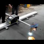 China fabricante de máquina de corte a plasma cnc portátil