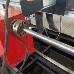 máquina de corte a plasma de chama de tubo cnc