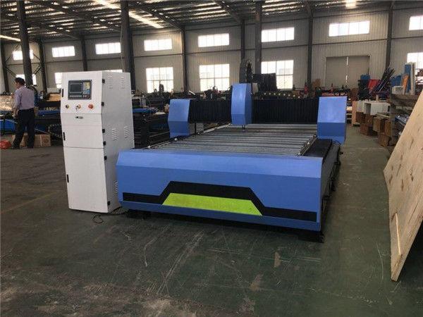 tabela dezhou nakeen cnc preço da máquina de corte de papel a plasma na índia fábrica feita com preço baixo