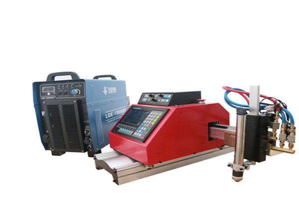 alta qualidade portátil pequena máquina de corte a plasma CNC para chapa de aço galvanizada