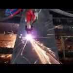 Baixo custo cnc máquina de corte plasma haste de ferro máquina de corte máquina de corte de círculo