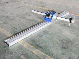 máquina de corte a plasma cnc de baixo custo com sistema de controle de marca