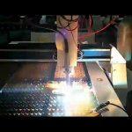 cortador de plasma de baixo custo chapa de aço cnc pequena máquina de corte plasma
