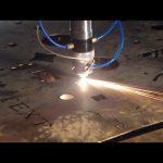 Made in china trade assurance preço barato cortador portátil cnc máquina de corte plasma para ferro de metal em aço inoxidável