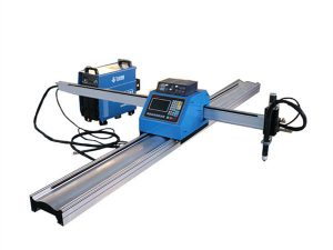metal cnc máquina de corte plasma / cnc cortador de plasma / máquina de corte plasma