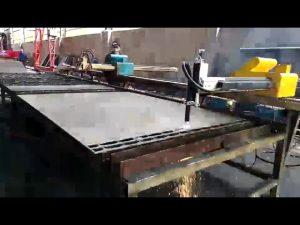 máquina de corte de aço de metal mini chama portátil, preço da máquina de corte a plasma