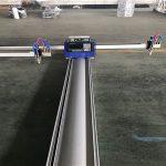 máquina de corte a plasma de chama cnc portátil na china