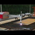 pequena máquina de corte a plasma cnc com controlador de pressão ARC, cortador de plasma