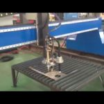 modo de pórtico amplamente utilizado cnc chapa de aço chama máquina de corte plasma